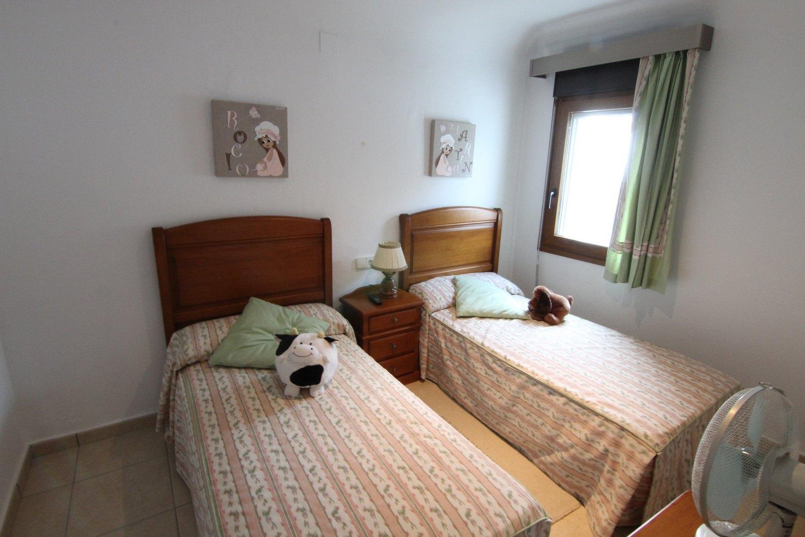 Villa reformada a la venta a pie del Portet, Moraira.