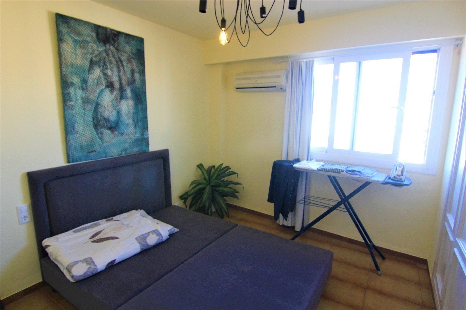 Apartamento con ascensor a la venta en el centro de Moraira.